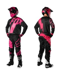FOX 180 Master Gear-Set pink