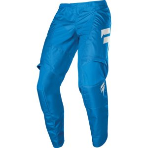 Shift White Label Race MX Hose Blau