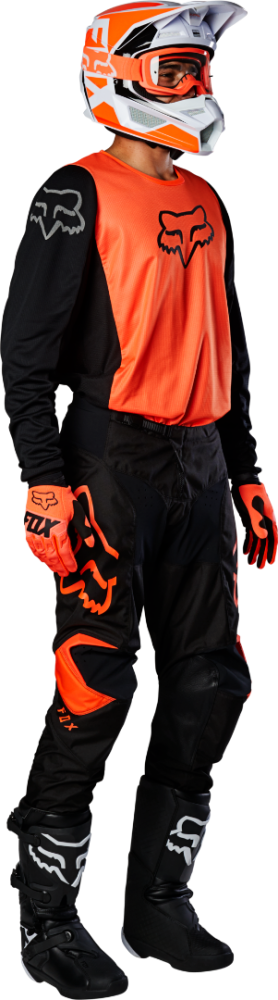FOX 180 Race Gearset Flo Orange