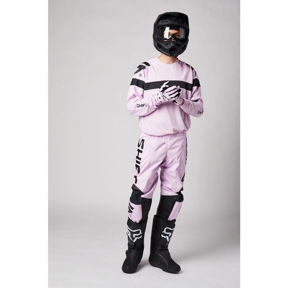 SHIFT White Label Gearset Pink