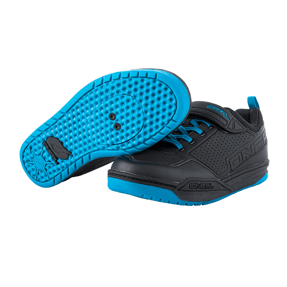 FLOW SPD Shoe blue 40
