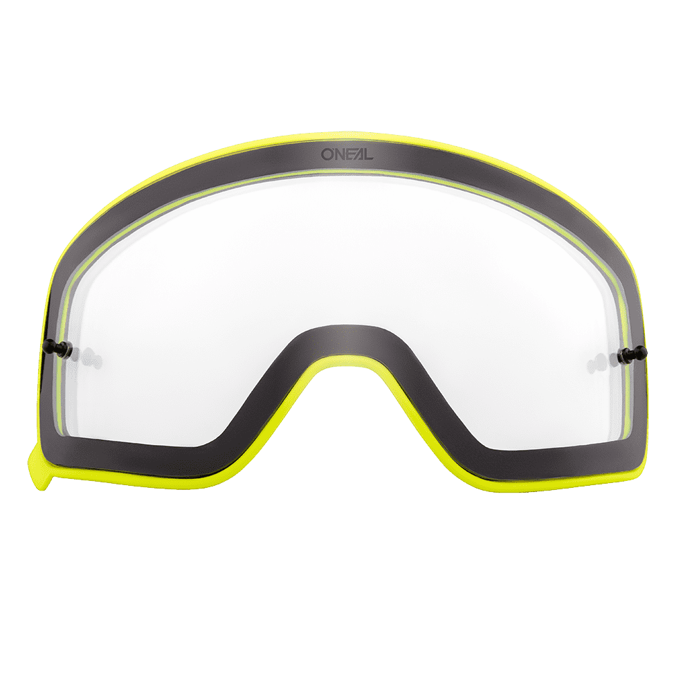 B-50 Goggle yellow SPARE LENS clear