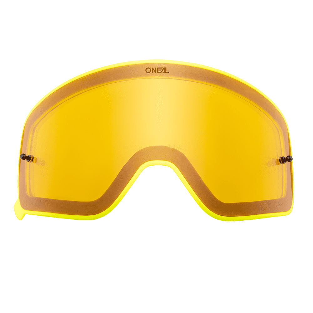 B-50 Goggle yellow SPARE LENS yellow