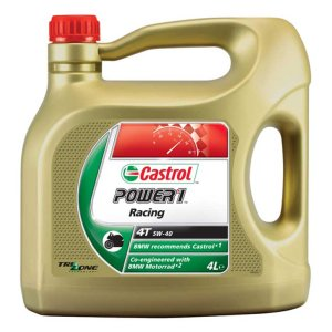 Castrol Power1 Racing 4T 4 Liter SAE 5W40
