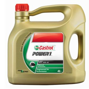Castrol Power1 Racing 4T 4 Liter SAE 10W-40