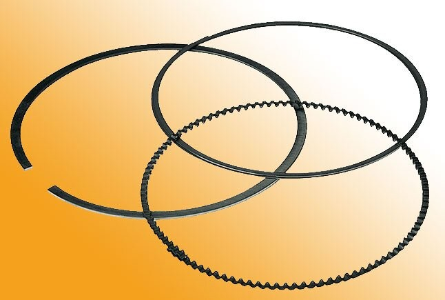 Kolbenring-Set, D=54 mm