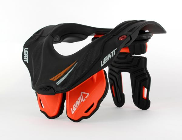 LEATT Brace GPX 5.5 Junior schwarz-rot