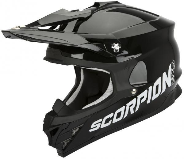 Scorpion Helm VX-15 EVO AIR Solid blk